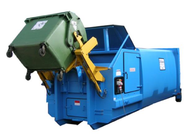 EWS Waste Compactor
